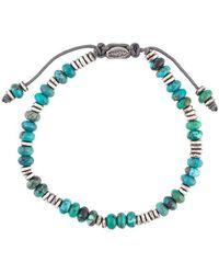 M. Cohen | 'templar Disc & Stacked Gems' Bracelet | Lyst