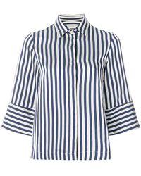 L'Autre Chose | Striped Shirt | Lyst