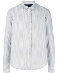 Ziggy Chen - Striped Shirt - Lyst