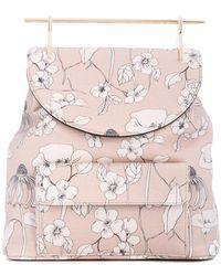 M2malletier - Flower Backpack - Lyst