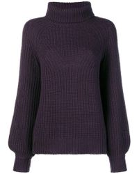 Goat - Gerry Roll Neck Sweater - Lyst