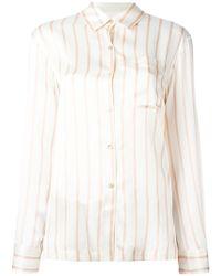 Asceno - Modern Pyjama Shirt - Lyst
