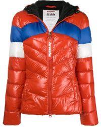 Pinko - Hooded Puffer Jacket - Lyst