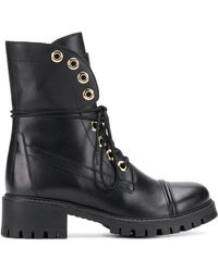 Twin Set - Biker Boots - Lyst