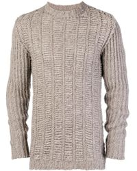 3aa1cb41029b Lyst - Men s Rick Owens Sweaters and knitwear