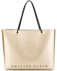 Philipp Plein - Logo Shopping Tote - Lyst