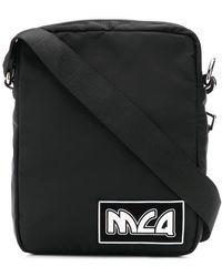 McQ - Logo Messenger Bag - Lyst