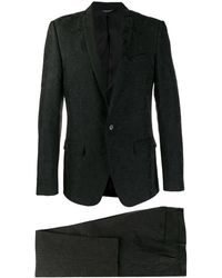 Dolce & Gabbana - Two-piece Jacquard Suit - Lyst