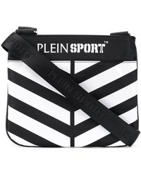 Philipp Plein - Striped Crossbody Bag - Lyst