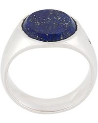 Tom Wood - Oval Ring - Lyst
