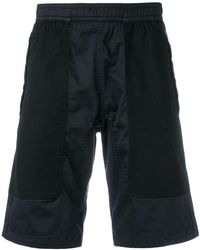 Stone Island - Classic Knee-length Shorts - Lyst
