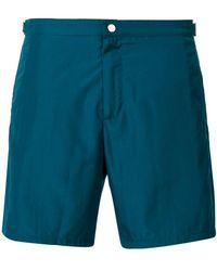 La Perla - Plain Swim Shorts - Lyst