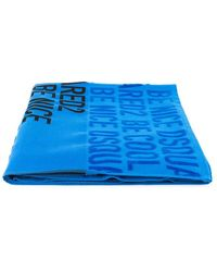 DSquared² - Be Cool Be Nice Beach Towel - Lyst