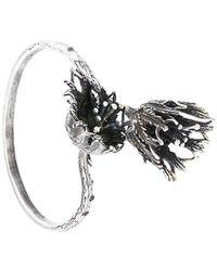 Midgard Paris - Floral Thistle Bracelet - Lyst