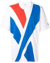 Reebok - Vectors T-shirt - Lyst