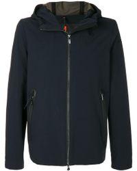 Rrd - Hooded Style Jacket - Lyst