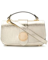 L'Autre Chose - Top Handle Mini Bag - Lyst