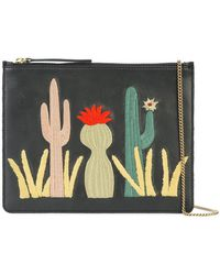 Lizzie Fortunato | Cactus Patch Clutch Bag | Lyst