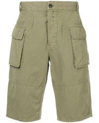 Kent & Curwen - Cargo Shorts - Lyst