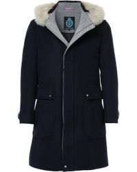 Guild Prime - Patch Pocket Coat - Lyst