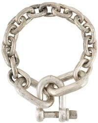 Parts Of 4 | Chain Charm Bracelet | Lyst