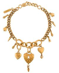 Chloé - Collected Hearts Bracelet - Lyst