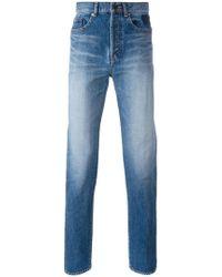Saint Laurent - Denim Jeans - Lyst