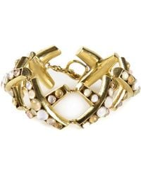 Vaubel - Round Stone Bracelet - Lyst
