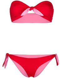 Tara Matthews - Murtoli Reversible Bikini Set - Lyst