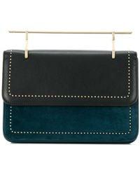 M2malletier - Stud Detail Hand Bag - Lyst