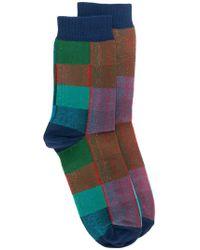 Golden Goose Deluxe Brand - Colour Block Socks - Lyst