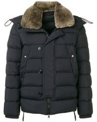 Peuterey - Hooded Padded Jacket - Lyst