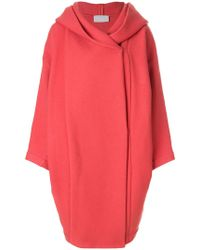 Reality Studio - Xiong Hooded Coat - Lyst