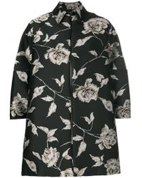Antonio Marras - Oversized Floral Jacket - Lyst