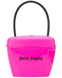 Palm Angels - Padlock Tote - Lyst