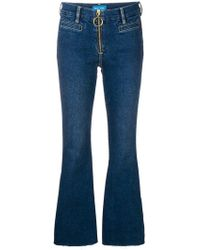 M.i.h Jeans - Marrakesh Cropped Jeans - Lyst