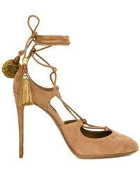 Dolce & Gabbana - Tied Tassel Pumps - Lyst