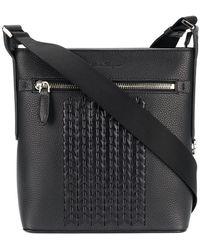 Ferragamo - Woven Textured Tote Bag - Lyst