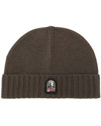 Parajumpers - Logo Patch Beanie - Lyst