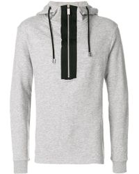 Blood Brother - Zip Hoodie - Lyst