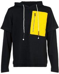 Mostly Heard Rarely Seen - Colour-block Hooded Sweatshirt - Lyst