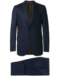 Ermenegildo Zegna - Single Breasted Two-piece Suit - Lyst