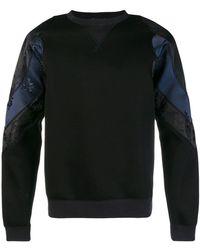 Alexander McQueen - Embroidered Sweater - Lyst