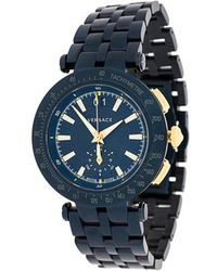 Versace - V-race Watch - Lyst