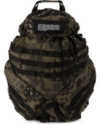 Julius - Camouflage Backpack - Lyst