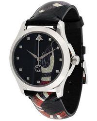 Gucci - Le Marché Des Merveilles Chrono Watch - Lyst