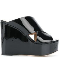 Sergio Rossi | Platform Sandals | Lyst
