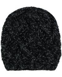 Antonia Zander - Melange Knit Hat - Lyst
