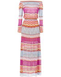 Cecilia Prado - Long Tais Dress - Lyst
