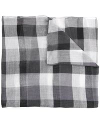Cerruti 1881 - Checked Scarf - Lyst